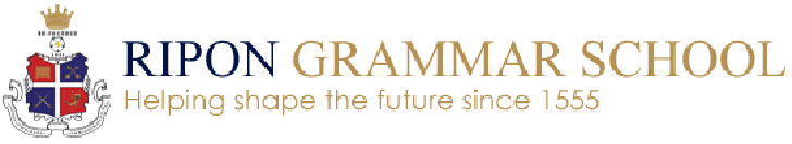 Ripon Grammar Logo