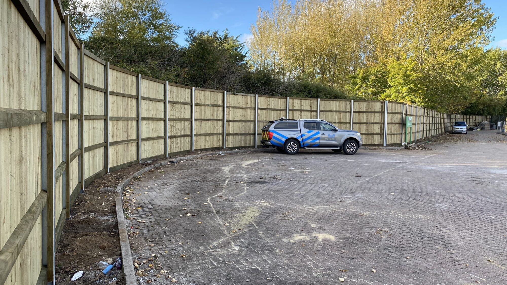 Acoustic Fencing by metcalfe
